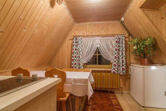 Apartament i Pokój Studio Teklarz - kuchnia
