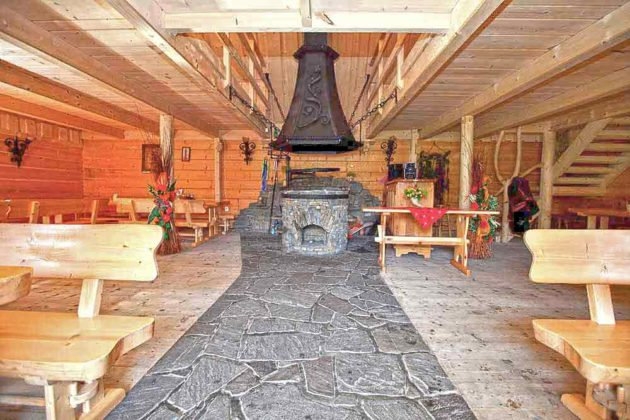 Ośrodek Wypoczynkowy U Gosi i Pawła - grill