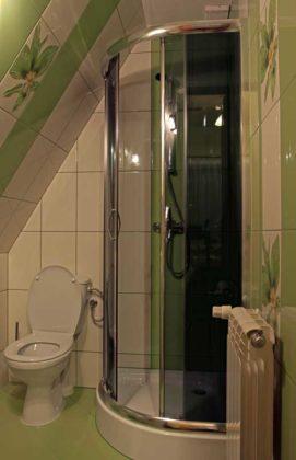 Pokoje Gościnne U Janusza - łazienka