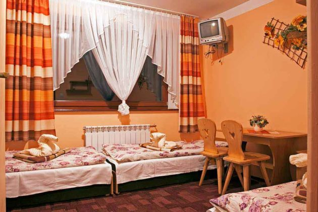 Pokoje Gościnne U Hajduka