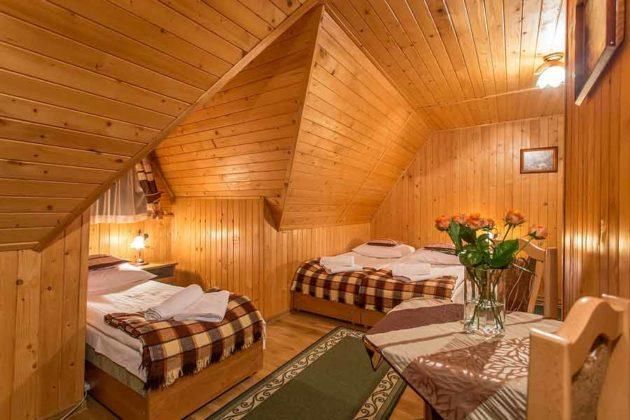 Pokoje Gościnne Teklarz - pokój