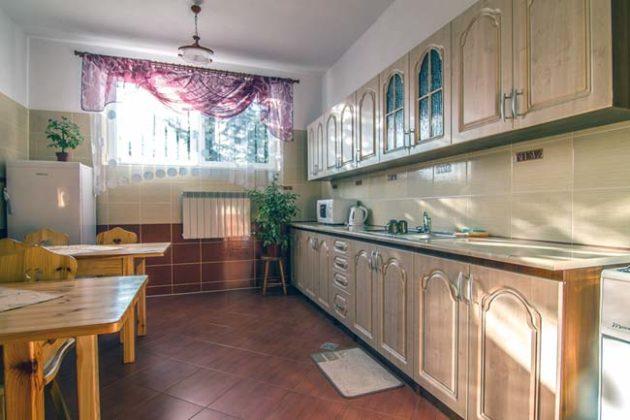Pokoje Gościnne Teklarz - kuchnia