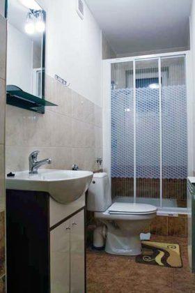 Pokoje Gościnne Teklarz - łazienka