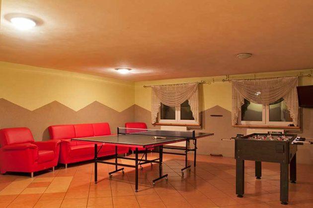 Pokoje Gościnne U Marzenki - ping pong, piłkarzyki