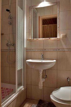 Pokoje Gościnne Zosia - łazienka